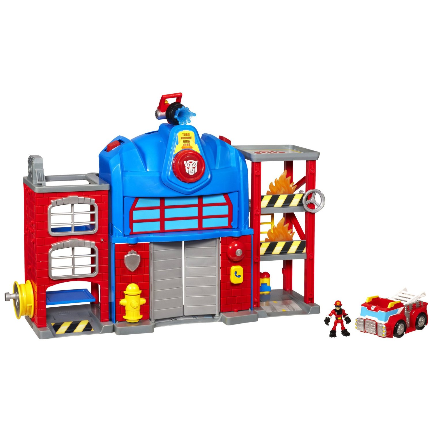 freebies2deals-transformersrescuebotsfirestation