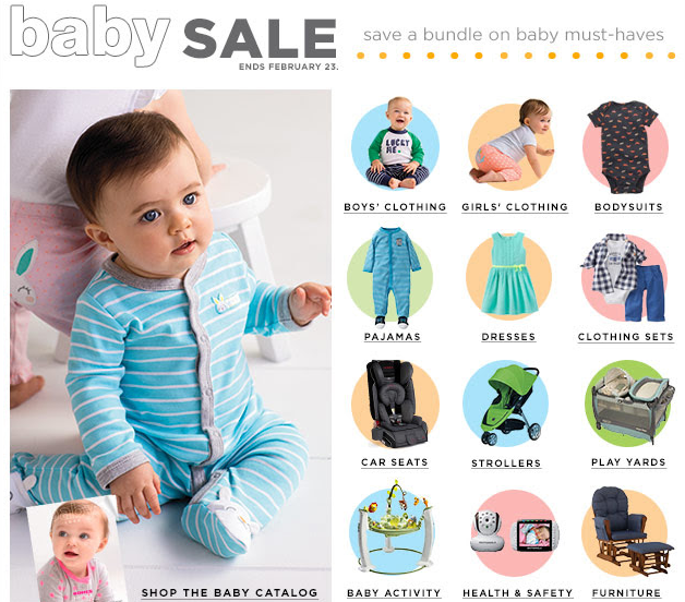 Kohls Baby Clothes Mesmerizing Kohl's Baby Sale Plus 60% Off Sitewide Or 60% Off 60 Or More
