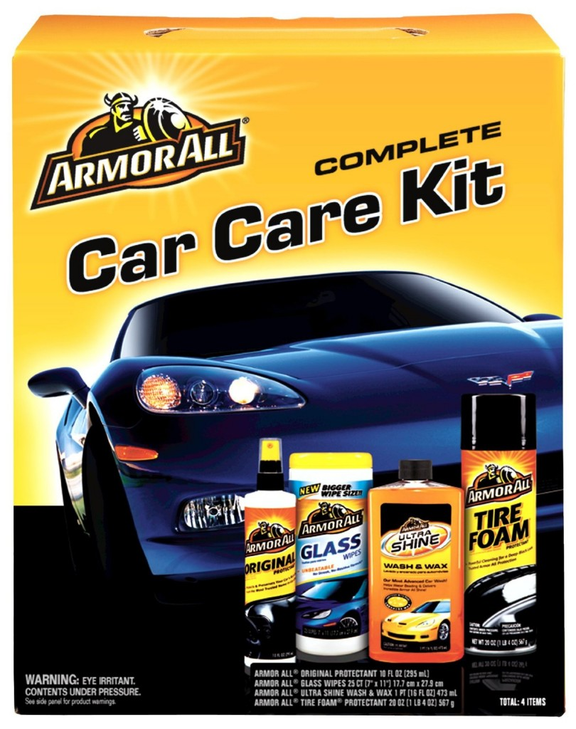 freebies2deals armor car care kit