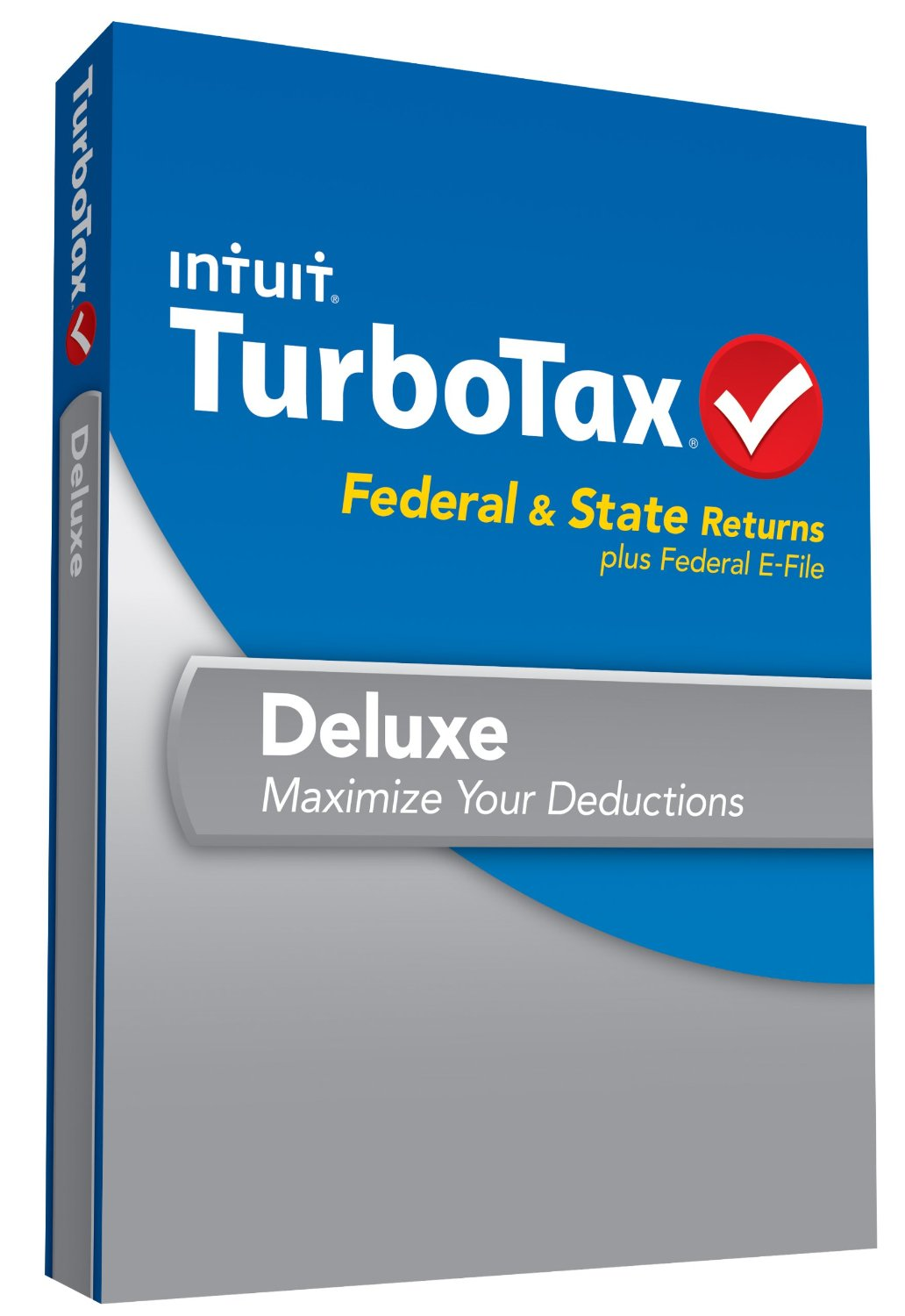 Turbotax 2018 deluxe fed + efile + state (mac) – download version.
