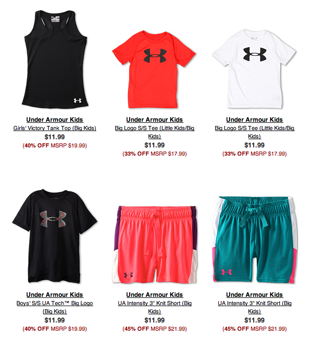 Under Armour Sale On 6PM! Prices Marked Up To 70% Off ...