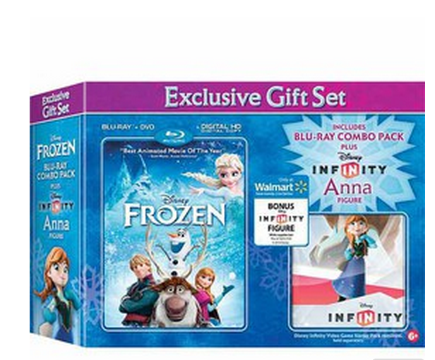 best frozen blu-ray deal