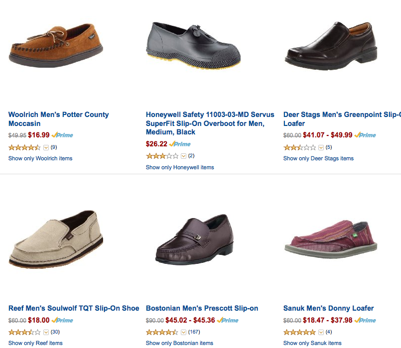 1d27ce591759d Amazon: Men's Loafers & Slip-On Shoes Now Up To 73% Off! Plus, Get ...
