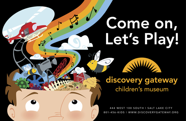 Utah Readers Free Admission To Discovery Gateway Today March 19th