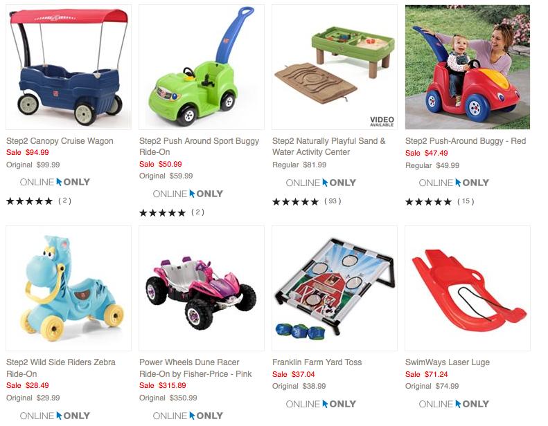 Kohls toys coupon code
