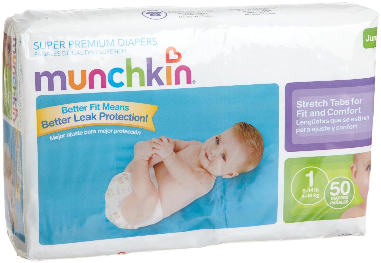 munchkin diaper deals