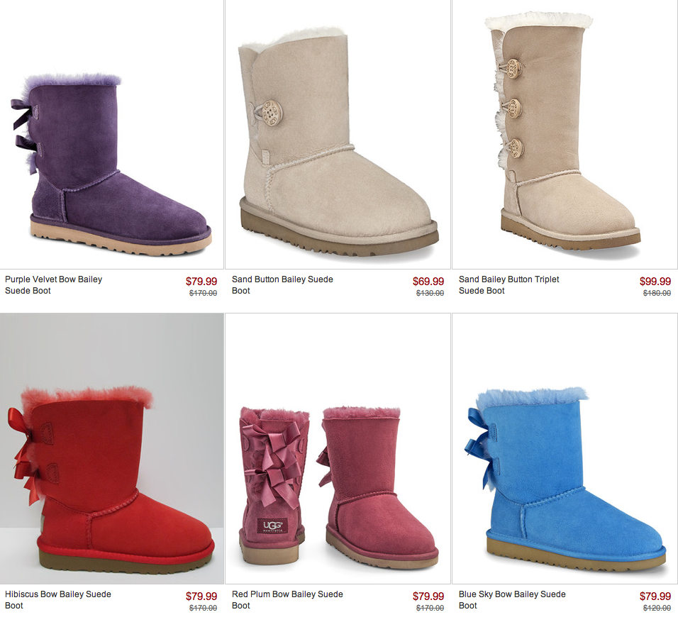 a0dd8e5f2f9 UGG Sale on Zulily! Save Big On Kids Boots & Moccasins! - Freebies2Deals