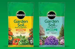 Save Up To $20 When You Buy Two Bags Of Scott's Miracle Gro Garden Soil!