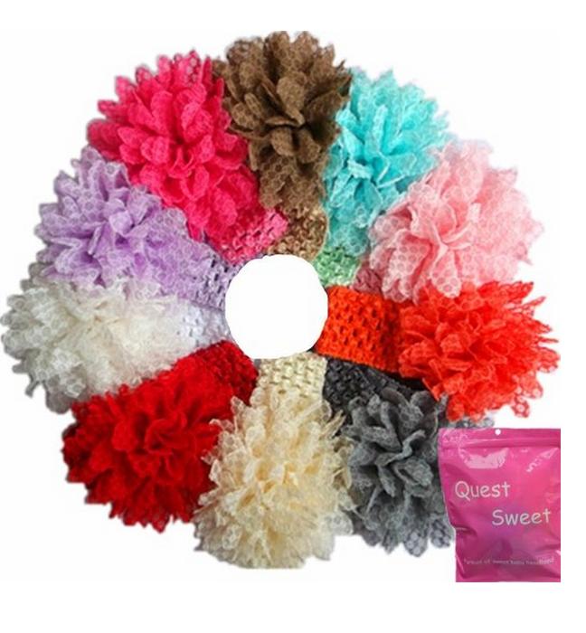 baby flower headband on sale