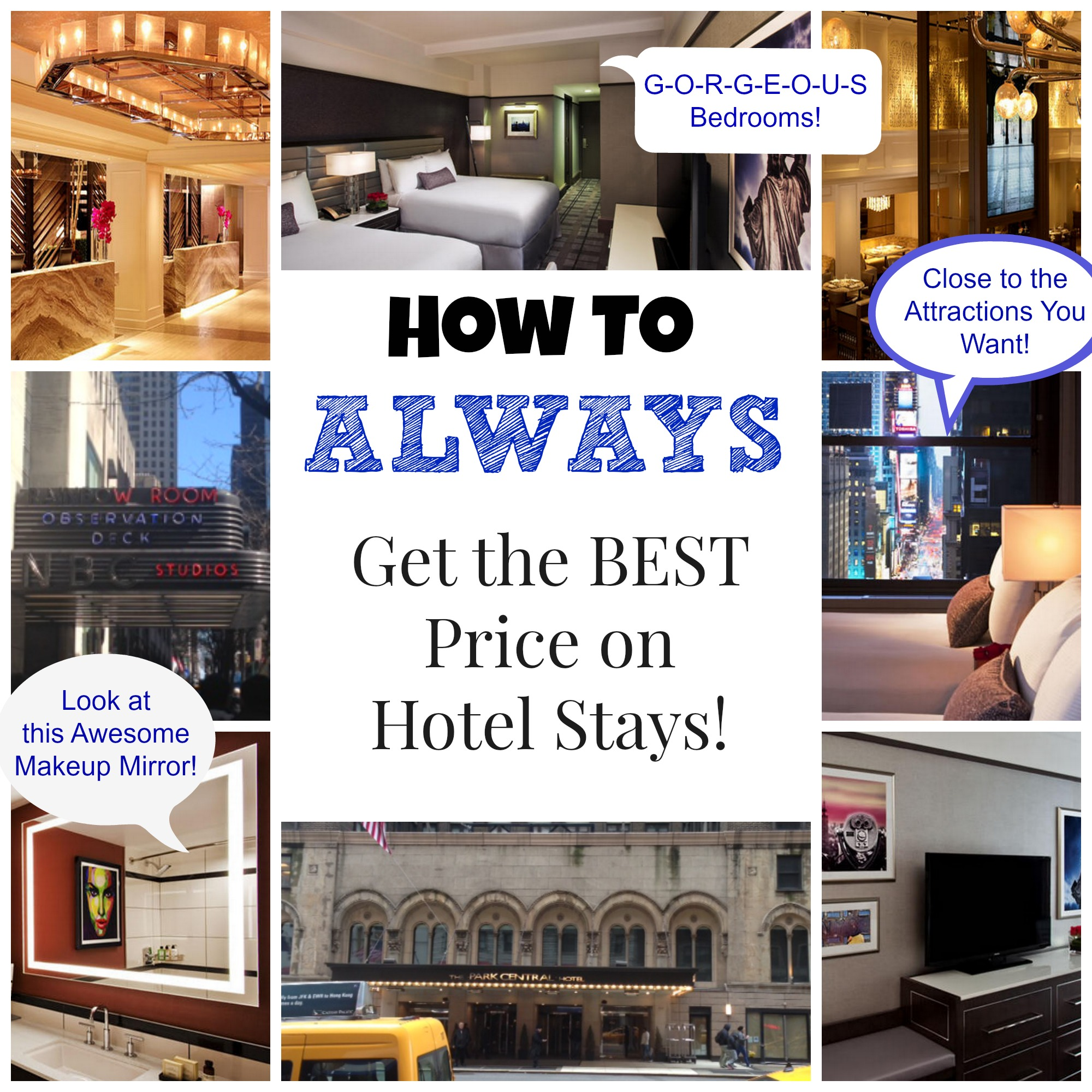 how to get the best price on hotels
