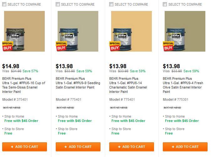 Freebies2deals Homedepotpaint. Right Now Home Depot ...