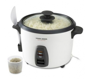 Kitchen appliances only 599 each at kohls after coupon code freebies2deals rice cooker fandeluxe Image collections