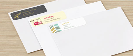 140 labels or return address labels 499 shipped from for Caricature return address labels