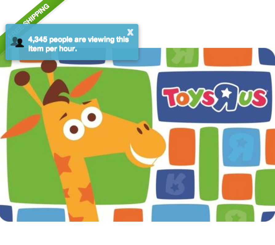 Toys r us coupon 2018 20 off