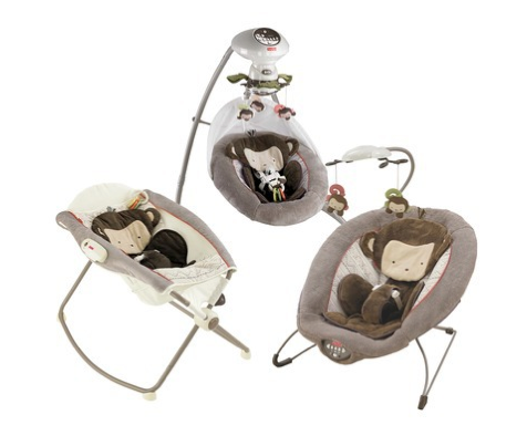 Target Purchase The Fisher Price Snugamonkey Cradle N