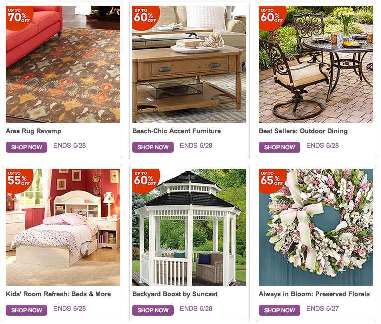 Up To 70 Off Home Decor At Wayfair Plus Sign Up For