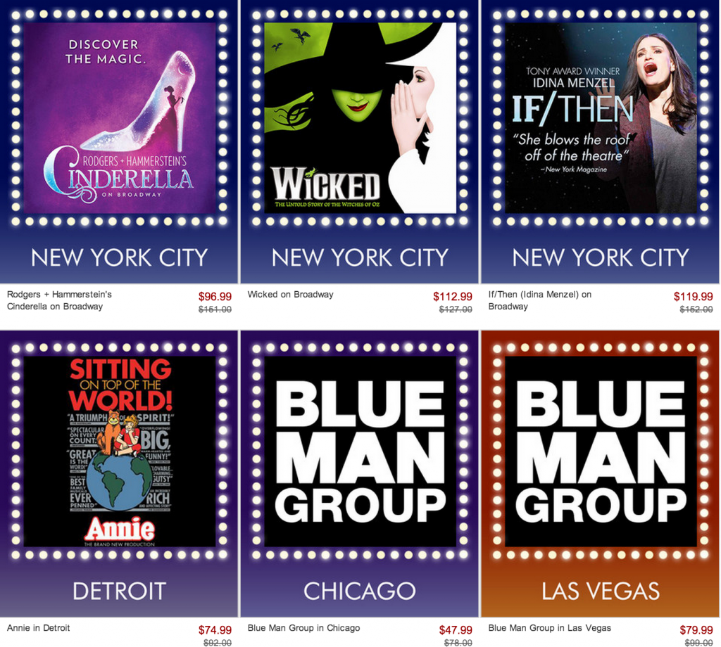 If you love the theater and are looking for Broadway tickets, you can find detailed information on Broadway musicals and plays, as well as discount tickets for Broadway shows, on shondagatelynxrq9q.cf Check out our 55 BroadwayBox coupons, including 34 BroadwayBox promo codes & 21 deals. Today's top BroadwayBox promo code: Up to $80 Off All Orders.