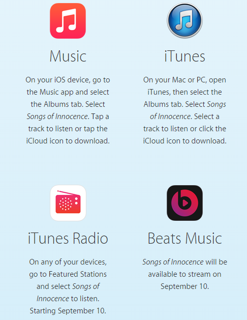 how to get free music onto itunes