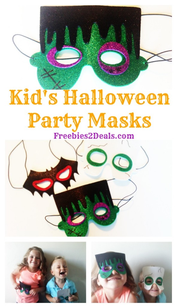 kids halloween masks