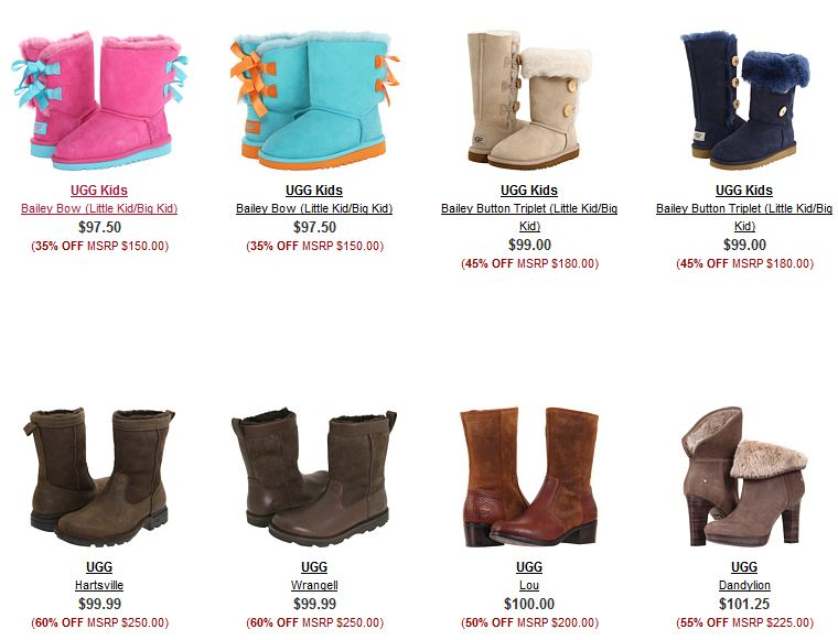 ugg birthday coupon sign up