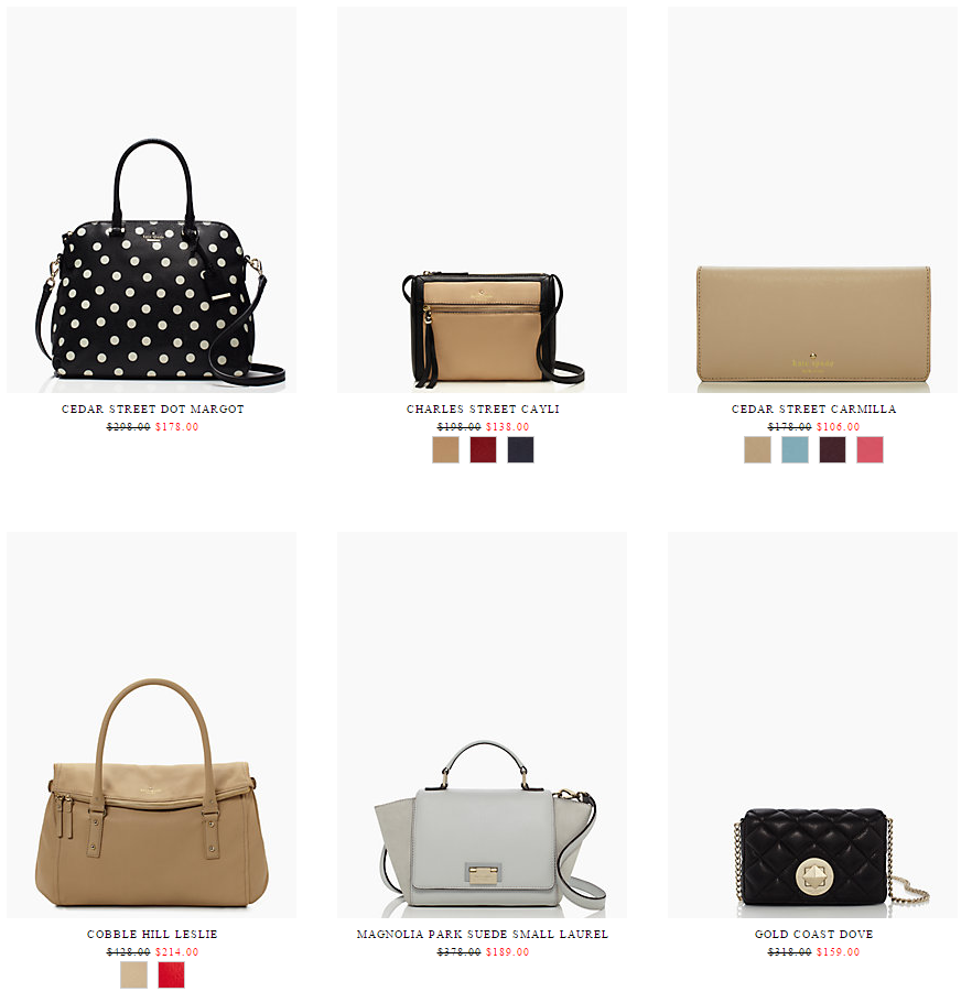b243c70fe8 Kate Spade Archives - Page 3 of 3 - Freebies2Deals
