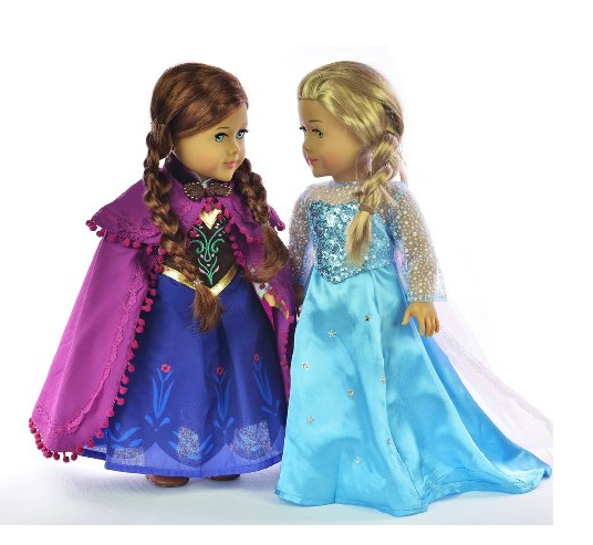 18 doll dresses just 36 99 in stock fits american girl dolls