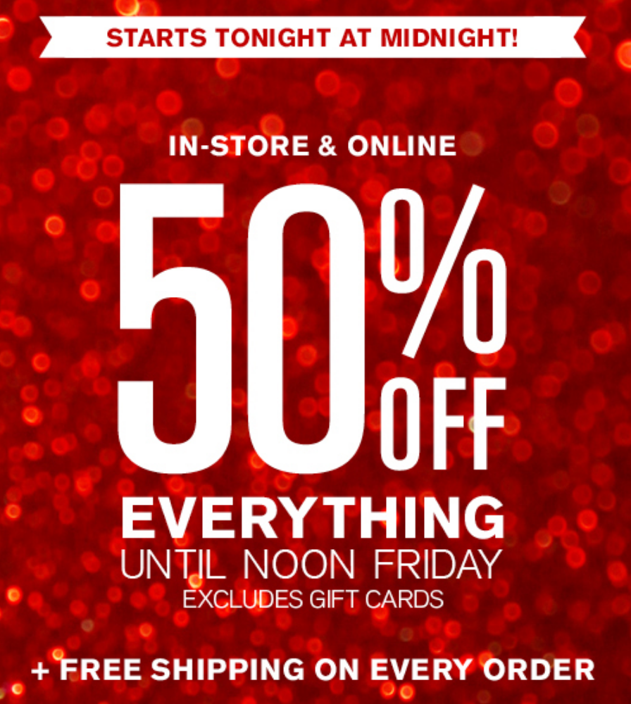 Express Black Friday Deals Live 50 Off Sitewide And Free Shipping