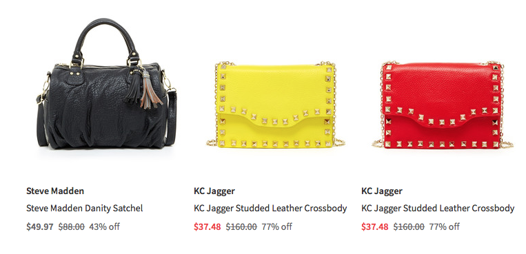 08843d4bd301 freebies2deals-nr Right now, Nordstrom Rack is taking up to 77% off their  women's designer handbags ...