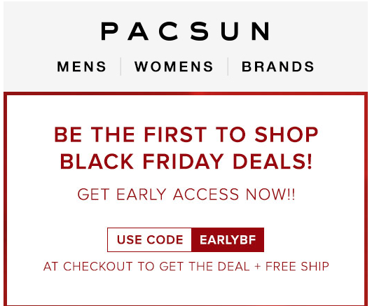 Started in Newport Beach in , PacSun offers contemporary, streetwear, and active lifestyle looks to men and women around the world. Save on jeans, T-shirts, shirts, hoodies and more from clothing designers like Champion, Adidas, Tommy Hilfiger, Brandy Melville and more when you shop online with PacSun coupons.