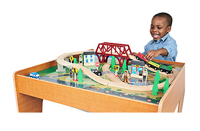 Toys R Us: Imaginarium Train Set with Table 55-Piece Only $39.99 ...