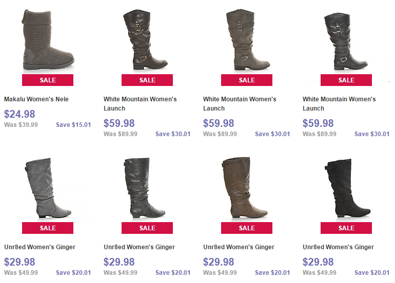 Shoe Carnival Black Friday Ad Scan