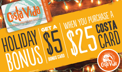 Best Time of the Year for Gift Card Deals! (Restaurant's, Retail ...