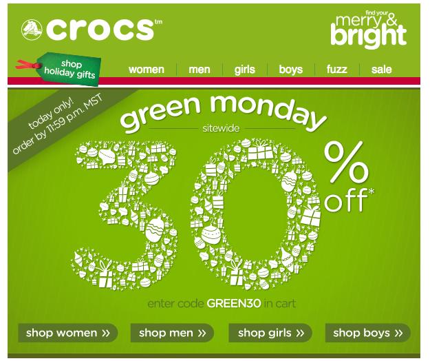 Coupon code crocs europe