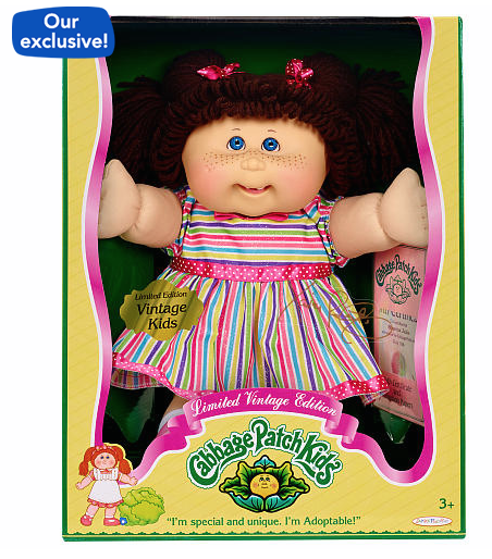 Cabbage Patch Toys