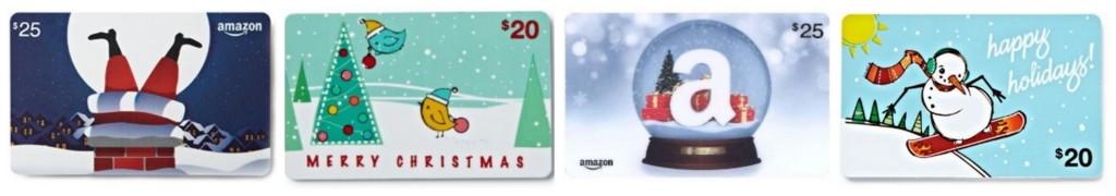gift cards amazon