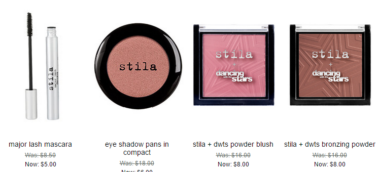 Stila coupon code