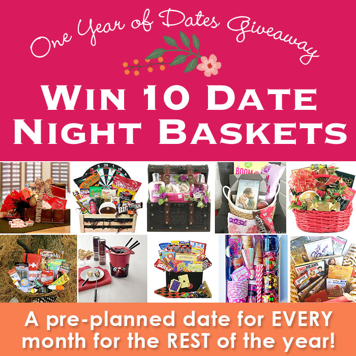 Giveaway Win 10 Date Night Baskets Worth 1000 Freebies2deals