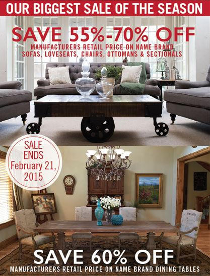 DownEast Home Biggest Sale Of The Season Save Up To 70 Off