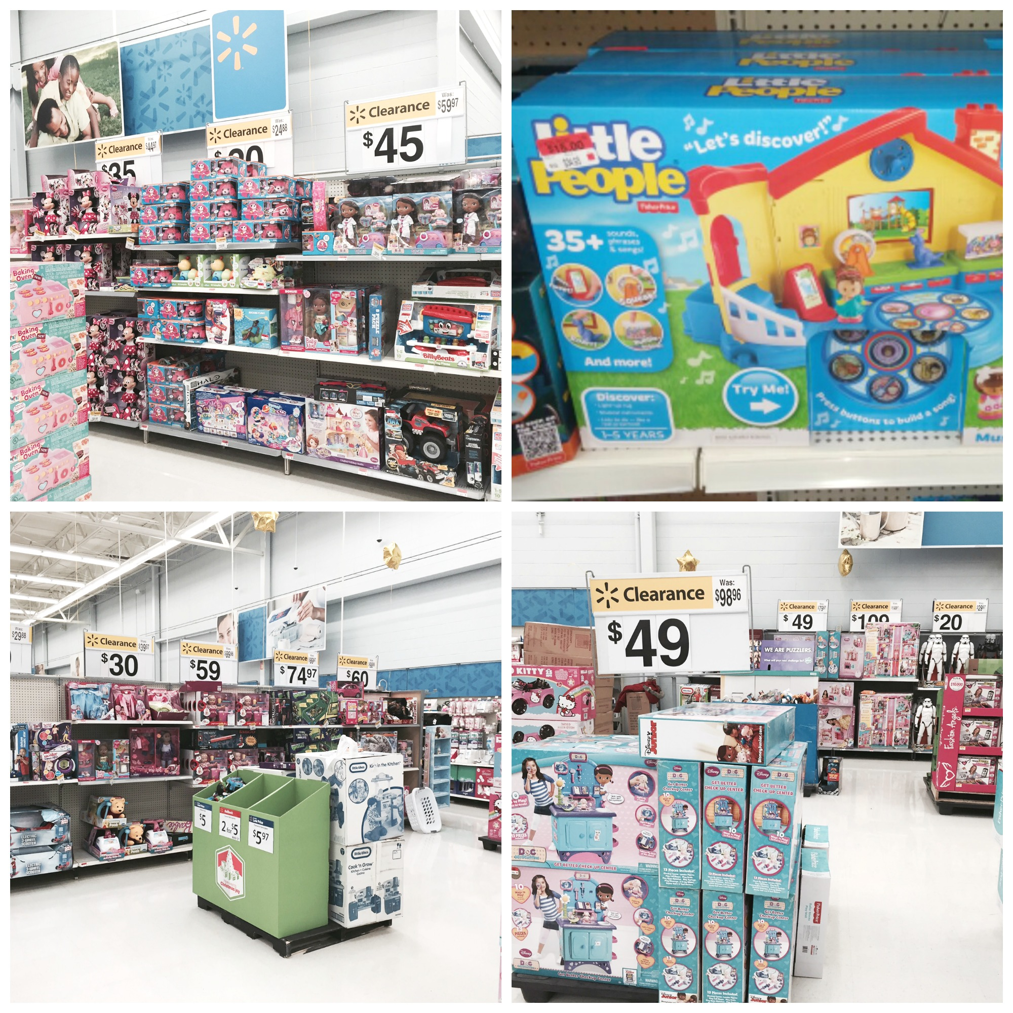 Walmart Toys Clearance : Walmart s crazy toy clearance sale freebies deals