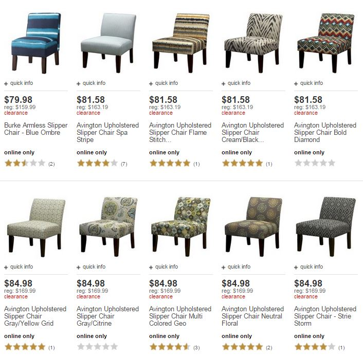 Great Avington Upholstered Chairs Starting At $79.98 Shipped From Target!