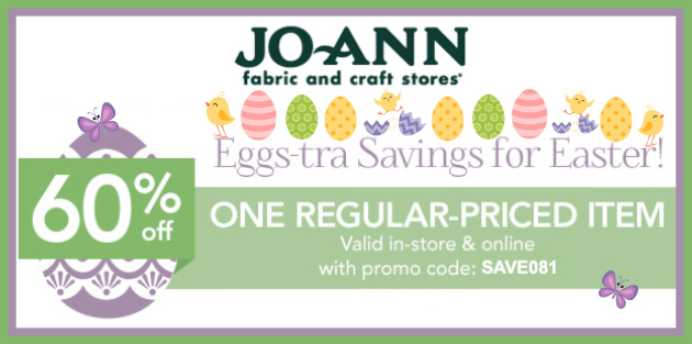 Joann fabrics archives page 3 of 9 freebies2deals for Jo ann fabric and craft coupons