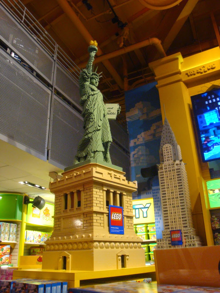 Fashion place mall in murray is hosting the lego american roadshow