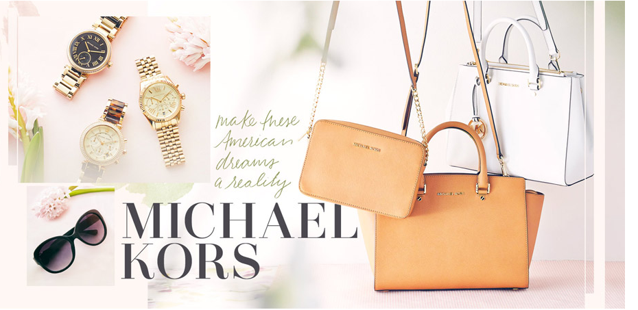 2b544f8a3f85 Michael Kors Sale on Rue La La! - Freebies2Deals