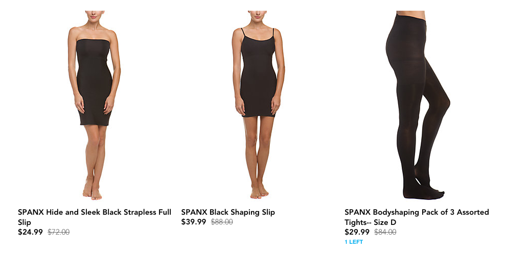 ce28a7258c freebies2deals-spanx. YAY! Spanx is having another sale on Rue La La! Spanx  is one of those brands that we don t see a lot of really good ...