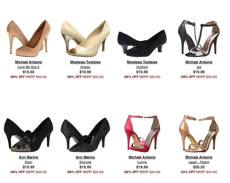 freebies2deals-heel-sale