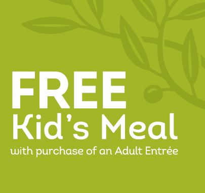 Kid S Eat Free At Olive Garden Limited Time Only