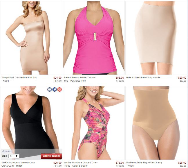 b24d2710fd Spanx Archives - Page 2 of 4 - Freebies2Deals