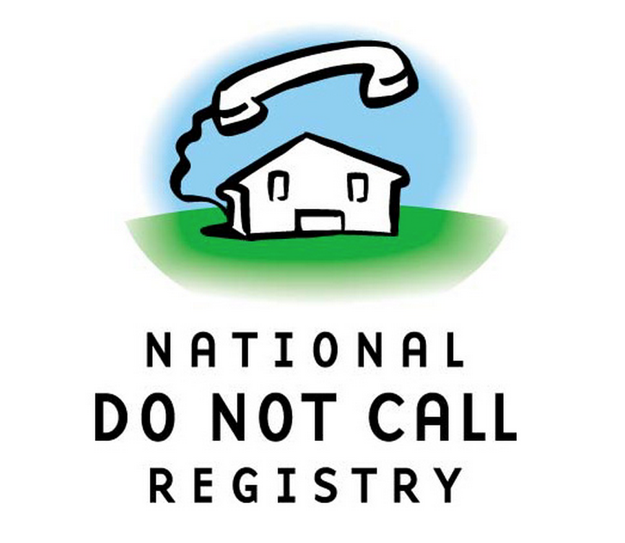 do not call registry info