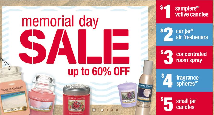 Memorial Day Sales on Everyday Items
