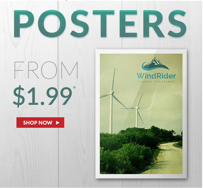 Overnight Prints: Custom 19x27 Posters for Only $1.99 each ...
